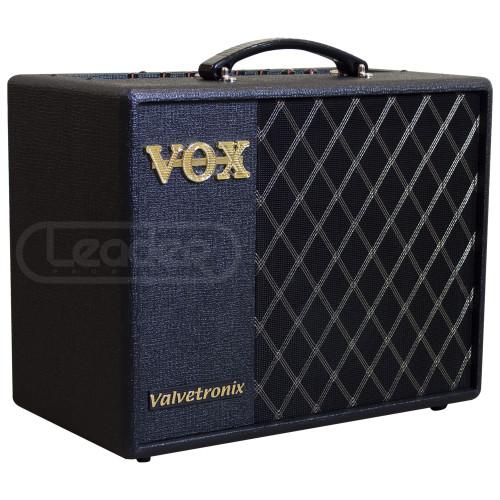 Зображення комбопидсилювача для електрогітари Vox VT20X – Front Right Side View | Leader Promusic