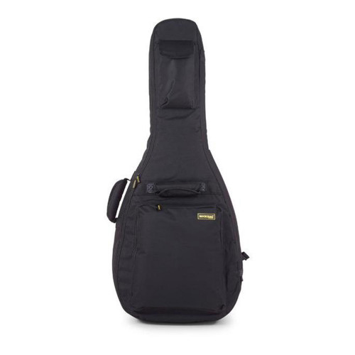 Изображение чехла для гитары Rockbag RB20519 B/Plus – Front Side View|Leader Promusic