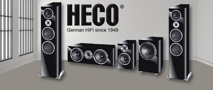 Акустический комплект HECO Celan Revolution 7.1