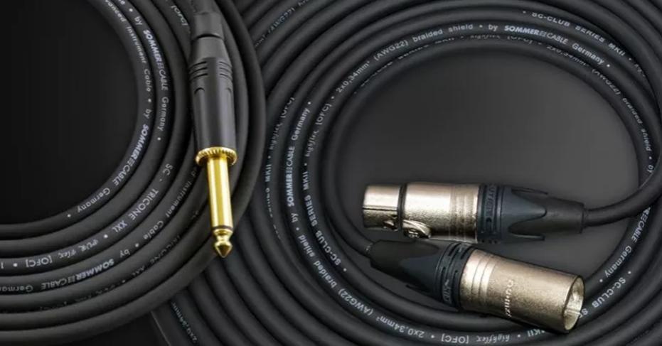Готовые кабели Leader Promusic
