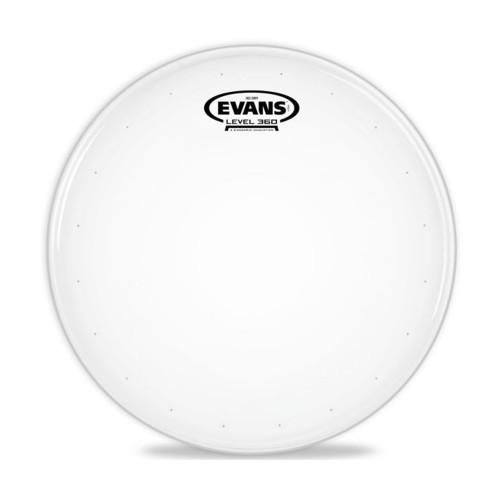 "Зображення робочого пластика для малого барабана Evans B14HDD 14"" Genra HD Dry – Front Side View | Leader Promusic"