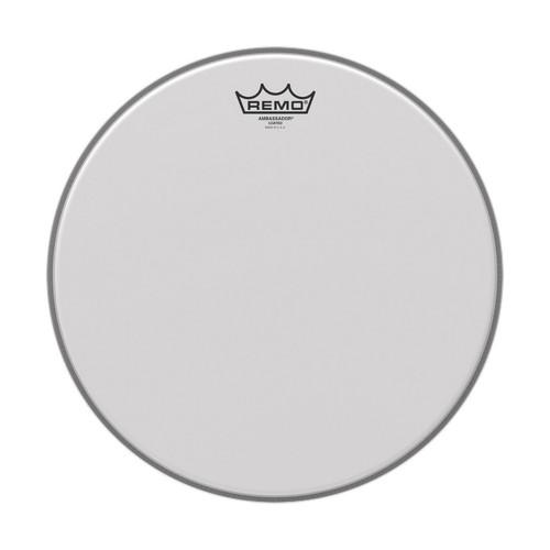 Зображення пластика для малого барабана REMO BA011400 – Front Side View|Leader Promusic