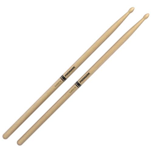 Зображення барабанних паличок Promark TX5AW - Front Side View1|Leader Promusic