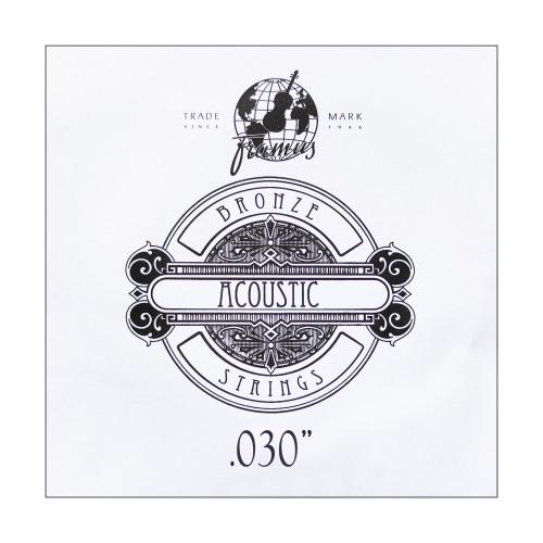 Зображення струн Framus 48030 - Front Side View|Leader Promusic
