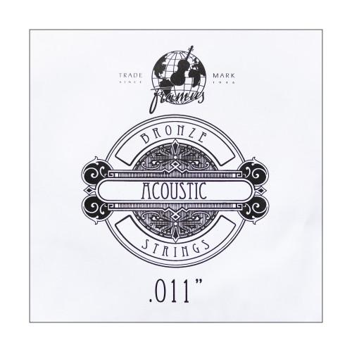 Зображення струн Framus 48011 - Front Side View|Leader Promusic