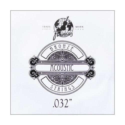 Зображення струн Framus 48032 - Front Side View|Leader Promusic