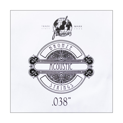 Зображення струн Framus 48038 - Front Side View|Leader Promusic