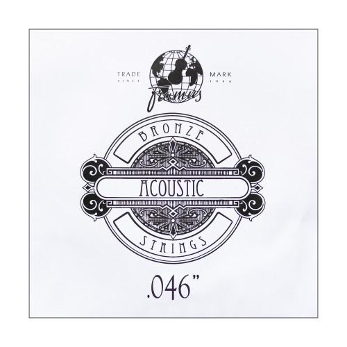 Зображення струн Framus 48046 - Front Side View|Leader Promusic