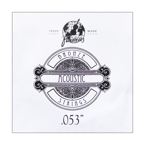 Зображення струн Framus 48053 - Front Side View|Leader Promusic