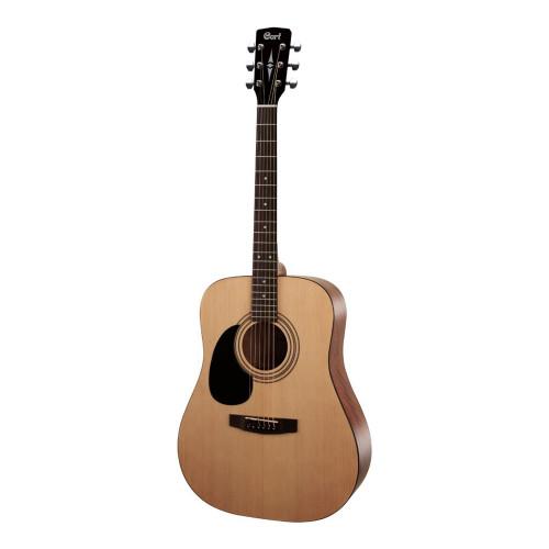 Зображення акустичної гітари Cort AD810LH – Front Right Side View | Leader Promusic