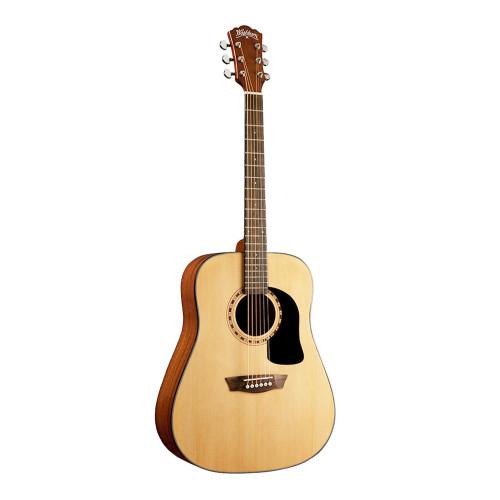 Изображение акустической гитары Washburn AD5 NAT – Front Left Side View|Leader Promusic
