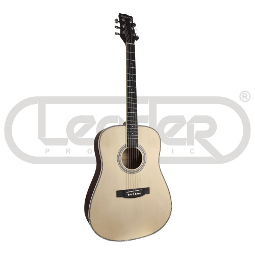 Изображение акустической гитары Parksons JB4111 NAT – Front Side View   Leader Promusic