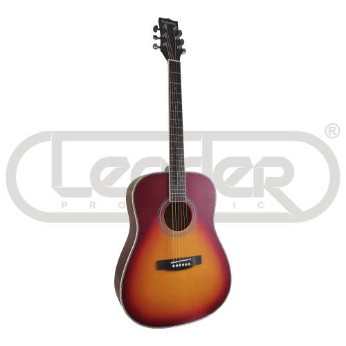 Изображение акустической гитары Parksons JB4111 SB – Front Side View   Leader Promusic