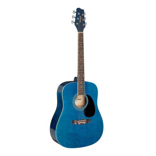 Зображення акустичної гітари Stagg SA20D BL – Front Left Side View   Leader Promusic