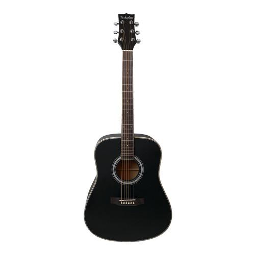 Изображение акустической гитары Parksons JB4111 BK – Front Side View | Leader Promusic