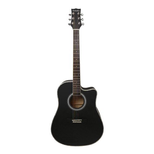 Изображение акустической гитары Parksons JB4111C BK – Front Side View   Leader Promusic