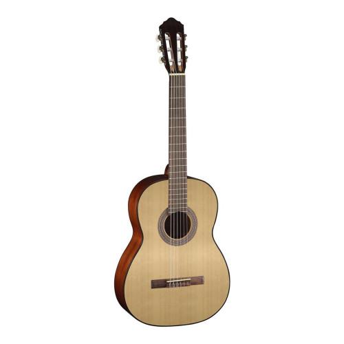 Изображение классической гитары Cort AC100 OP – Front Left Side View Leader Promusic