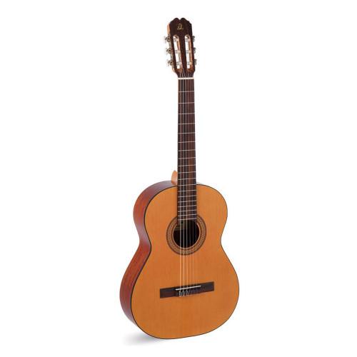 Зображення класичної гітари Admira Paloma – Front Left Side View|Leader Promusic