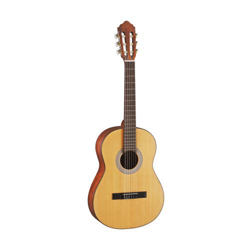 Изображение классической гитары Cort AC70 OP - Front Left Side View Leader Promusic