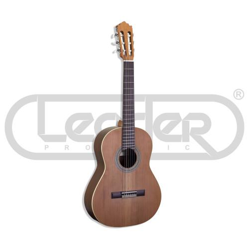 Изображение классической гитары Paco Castillo 201 3-4 – Front Left Side View|Leader Promusic