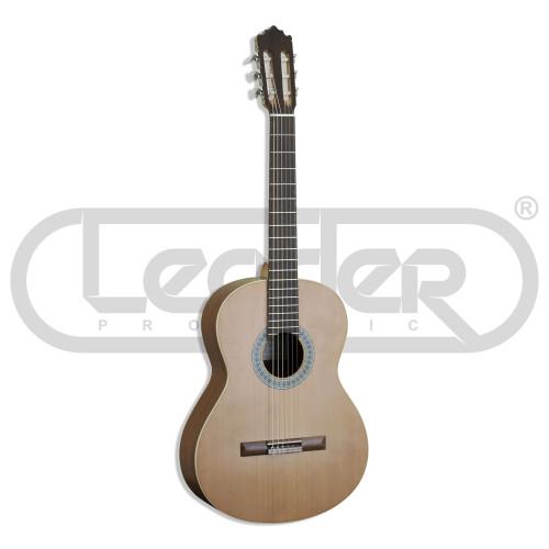 Изображение классической гитары Paco Castillo 201 М 4-4 – Front Left Side View|Leader Promusic