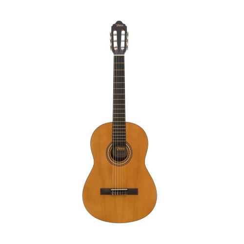 Изображение гитары Valencia VC201 – Front Side View|Leader Promusic