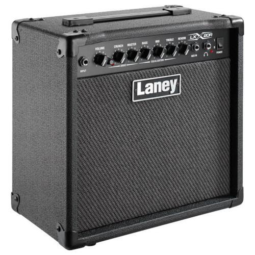 Изображение комбоусилителя для электрогитары Laney LX20R - Front Left Side View Leader Promusic