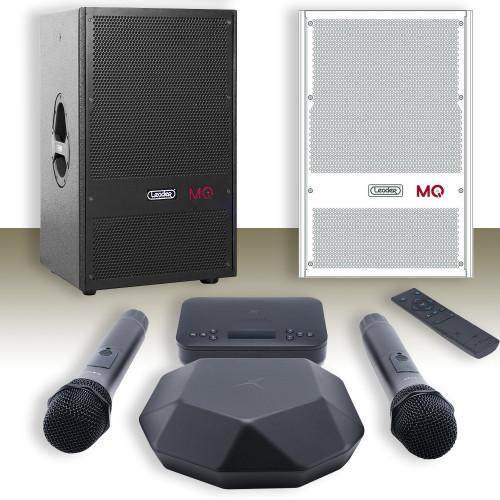Изображение готового решения для дома и офиса – караоке-комплект Leader Promusic Online H15 SET.