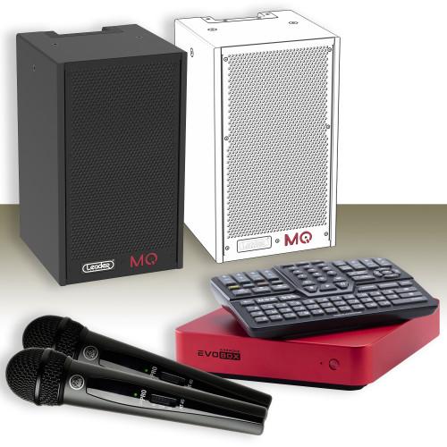 Зображення готового рішення для дому й офісу – караоке-комплект Leader Promusic Offline H10 SET.