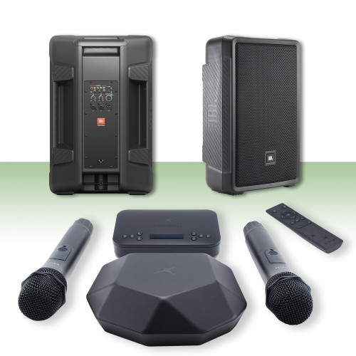 Изображение готового решения караоке-комплекта для офиса и дома X-VocalHome 3 | Leader Promusic