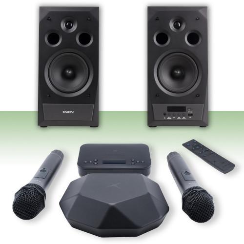 Изображение готового решения караоке-комплекта для офиса и дома X-VocalHome 1 | Leader Promusic