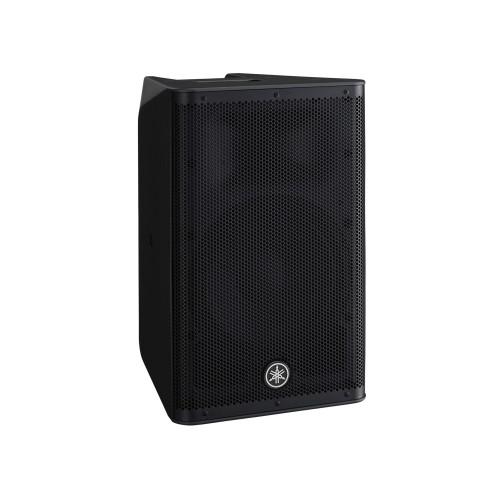 Зображення активної акустичної системи Yamaha DXR10 mkII - Front Left Side View|Leader Promusic