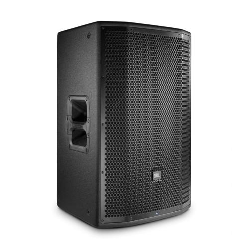 Изображение активной акустической системы JBL PRX815W - Front Left Side View|Leader Promusic