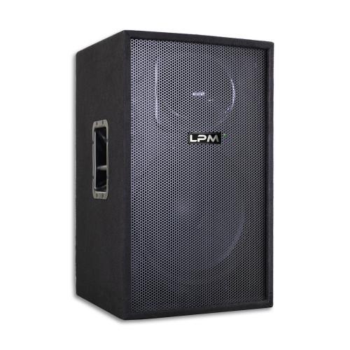 Зображення активної акустичної системи LPM CQ15 – Front Left Side View|Leader Promusic