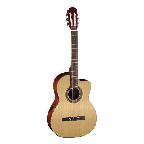 Изображение классической гитары Cort AC120 CE OP – Front Left Side View Leader Promusic