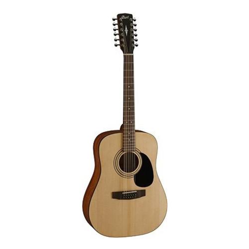 Зображення акустичної гітари Cort AD810-12 OP – Front Left Side View|Leader Promusic