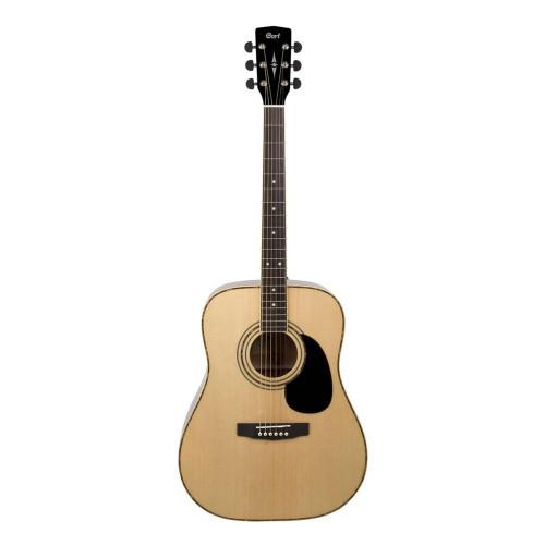 Изображение электроакустической гитары Cort AD880 NS – Front Right Side View|Leader Promusic