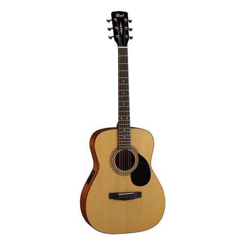 Зображення акустичної гітари Cort AF505 OP – Front Left Side View|Leader Promusic
