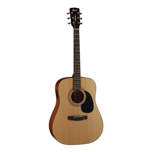 Зображення акустичної гітари Cort AD810E OP – Front Left Side View|Leader Promusic