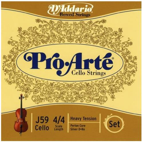 D`Addario J59 4/4H Pro Arte 4/4H