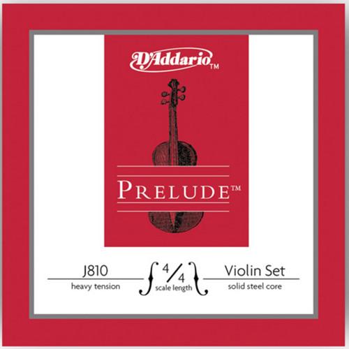 D`Addario J810 4/4H Prelude 4/4H