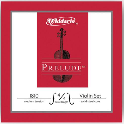 D`Addario J810 4/4M Prelude 4/4M
