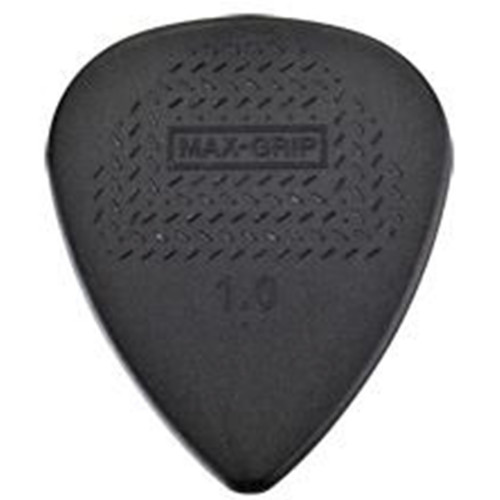 Dunlop 449P1.0 Nylon Max Grip Player's Pack 1.0