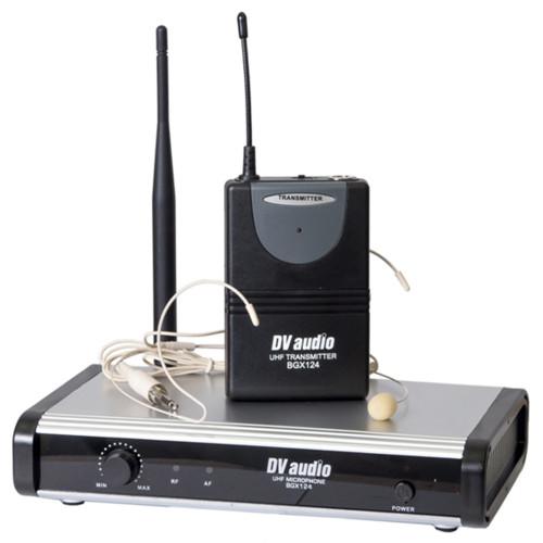 Радіосистема з головною гарнітурою