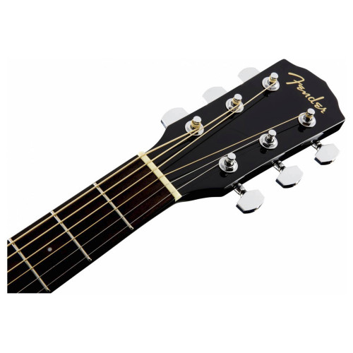 Fender CD-60SCE BK WN