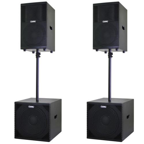 Активный звукоусилительный комплект