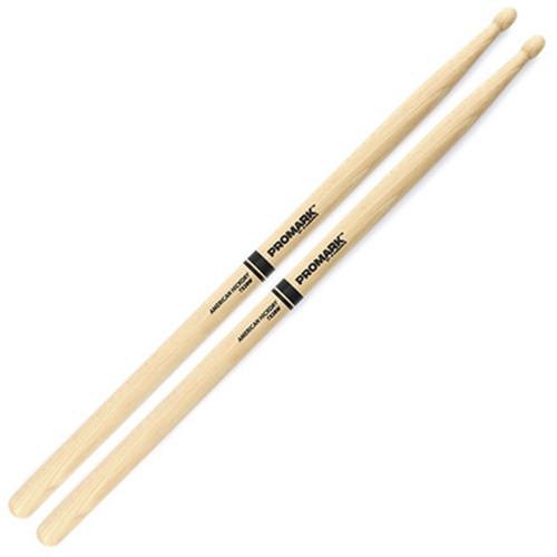 Барабанні палички з дерев'яним нако...