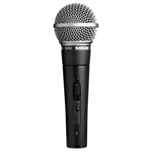 Вокальний мікрофон