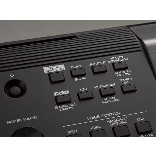 Yamaha PSR-EW410 (+блок питания)