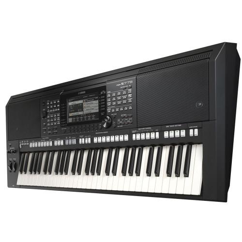 Yamaha PSR-S775 (+блок питания)